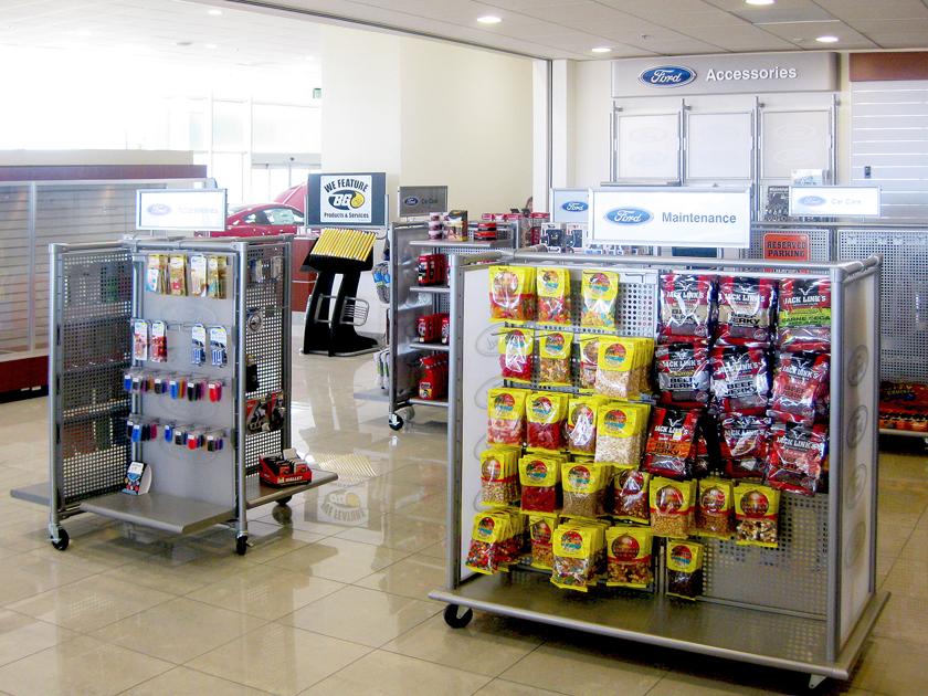Future Ford Clovis - Display Warehouse